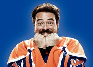 Kevin Smith: film director, podcast maker, Bruce Wayne's witness (SOURCE: SmodCo.)