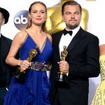 Oscar 2016 Acting Winners: Mark Rylance, Brie Larson, Leonardo DiCaprio and Alicia Vikander