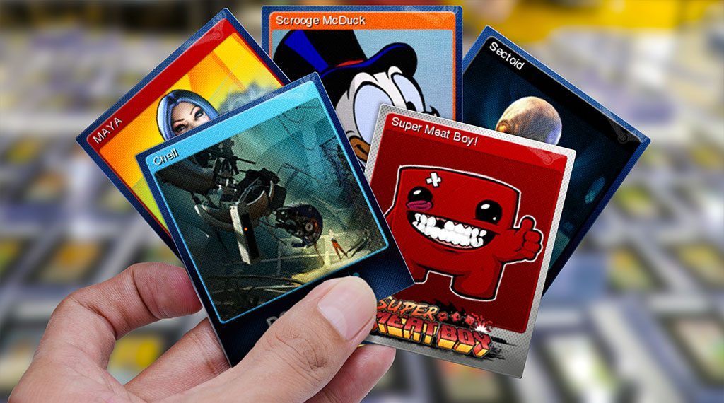 Steam Trading Cards, Part 2