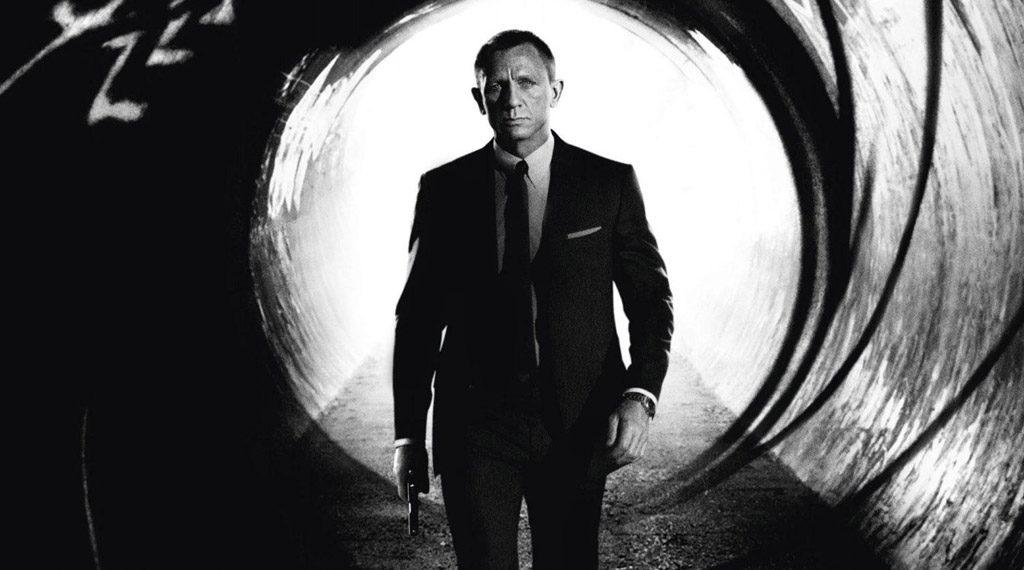 Daniel Craig as James Bond 007 in 'Skyfall'