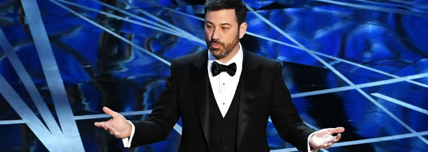 Oscars 2017 host Jimmy Kimmel