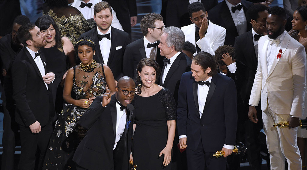 Oscars 2017: Best Picture Winner 'Moonlight'