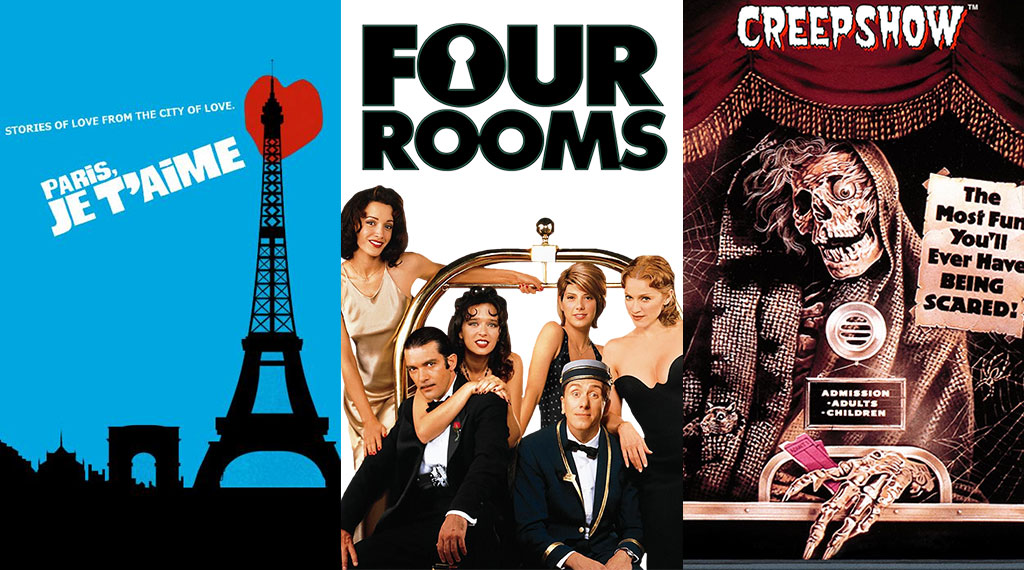 Anthology Films: 'Paris, Je T'Aime', 'Four Rooms', 'Creepshow'
