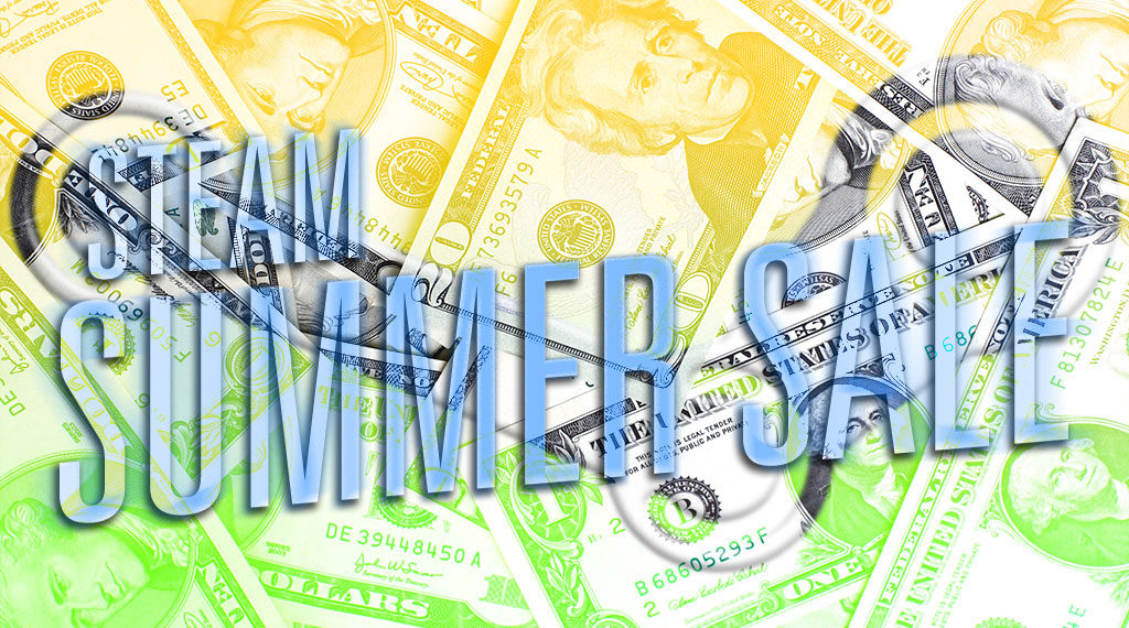 5 Clear Signs that the Steam Summer Sale 2017 is Almost Here