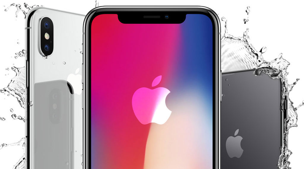 The iPhone X, unveiled at the Apple Special Event on September 12th, 2017 (SOURCE: Apple)