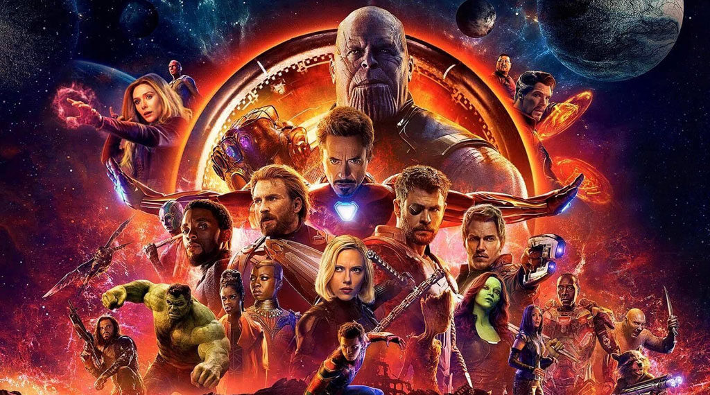 'Avengers: Infinity War' Poster Art (SOURCE: Marvel Studios)