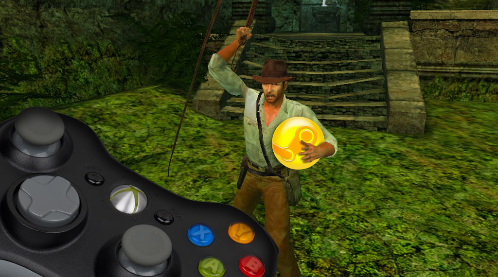 Play 'Indiana Jones and the Emperor's Tomb' on Steam (Like