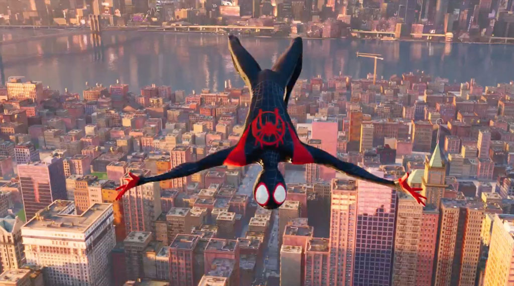 'Spider-Man: Into the Spider-Verse' Poster Art (SOURCE: Sony Pictures)