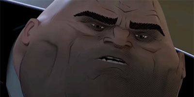 Kingpin in 'Spider-Man: Into the Spider-Verse' (SOURCE: Sony Pictures)