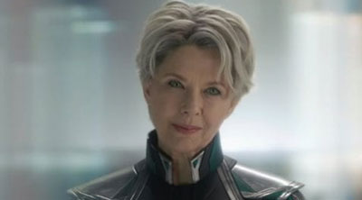 Wendy Lawson (Annette Bening) in 'Captain Marvel' (SOURCE: Marvel Studios)