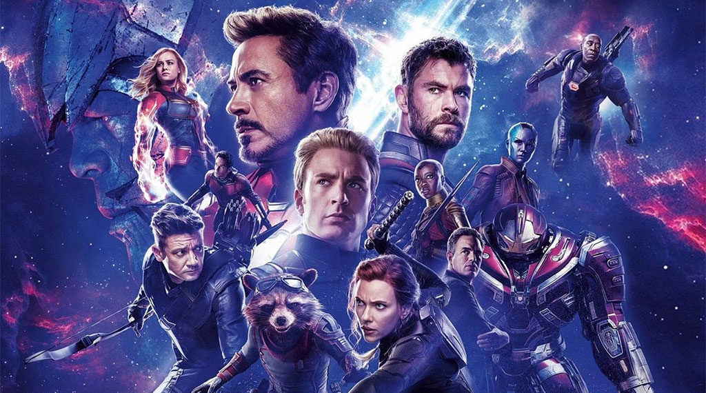 'Avengers: Endgame' Poster Art (SOURCE: Marvel Studios)